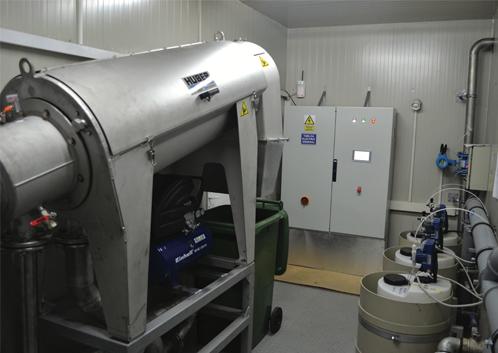 Fabrici de hârtie și industria celulozei